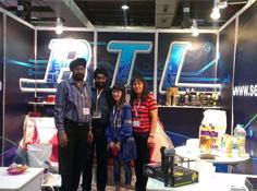 2012 Exhibition in India