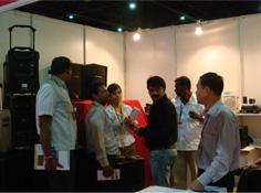 2010 Exhibition in India