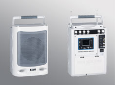 PORTABLE WIRELESS PA AMPLIFIER SERIES